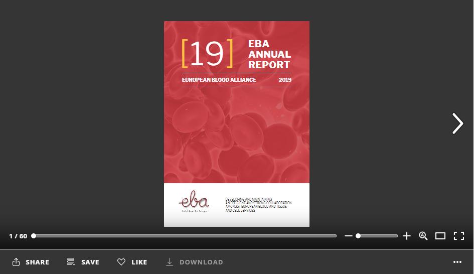 EBA Annual Report 2019
